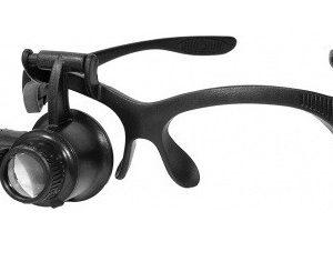 Lupa fixare pe ochelari EB382THE