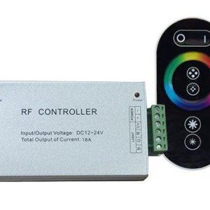 CONTROLLER BANDA LED RGB CU TOUCH 12V/24V 3AX4 144W EB3312ELP