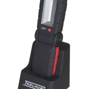 Lampa lanterna portabila profesionala cu Led 6plus1 EB9795RIV