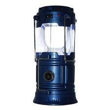 Lanterna cu Acumulator incarcare Solara EB5800BCB