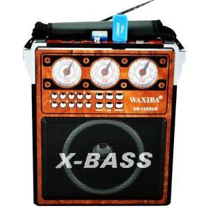 Radio MP3,USB,SD WAXIBA EB1052BCB