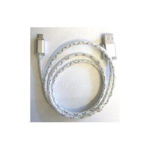 Cablu Usb tata la MicroUsb Tata cu led