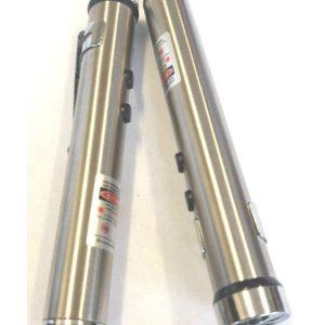 Lanterna cu led, laser si led UV EB111BCB