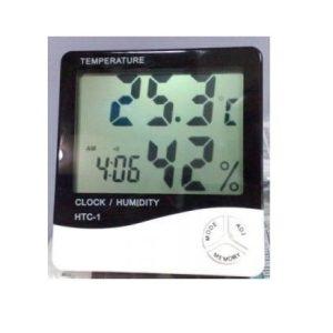 Ceas electronic cu temperatura si umiditate