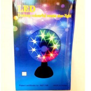 Lampa rotativa joc de lumini RGB ED116RVT