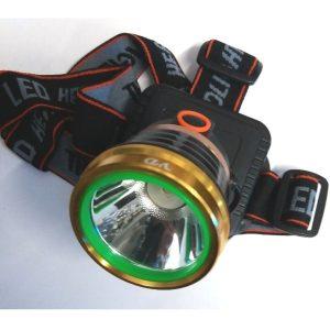 Lanterna frontala Led si acumulator ED1802RVT