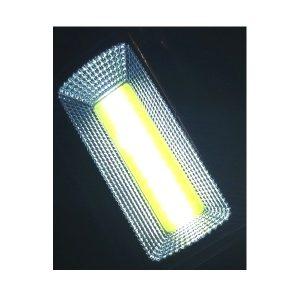 Lanterna de cap cu acumulator 3 lumini ED6653BCB