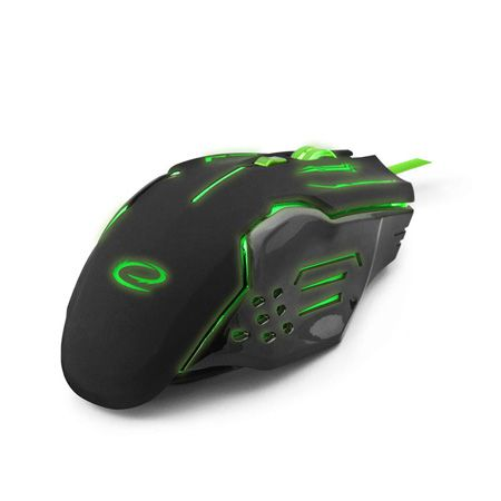 MOUSE OPTIC USB GAMING VERDE ED403GLCP