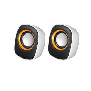 Boxe audio, cu amplificator pe cablu ED609THE