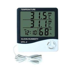 Termometru interior exterior electronic