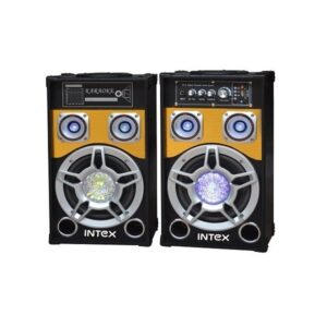 Set 2 boxe cu amplificare si MP3 Intex ED801MVR