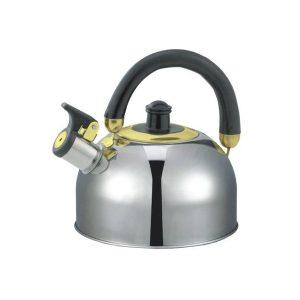 Ceainic din inox cu fluier Zilan ZLN0474ED