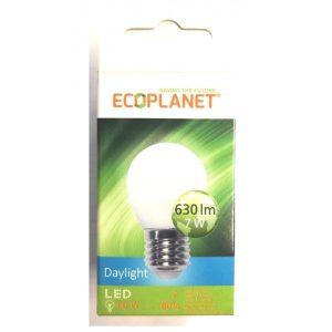 BEC LED 7W G45 E27 6500K E17ECP