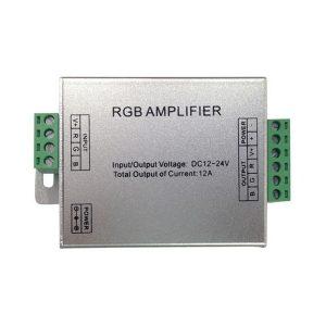 AMPLIFICATOR RGB 12-24V 12A ED1224HRZ