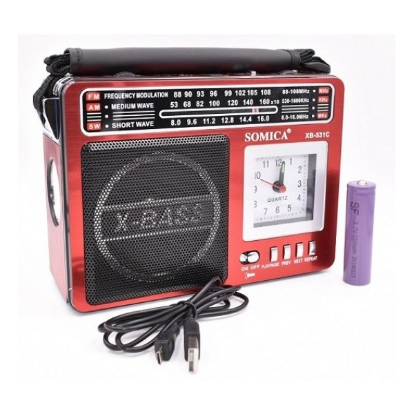 Radio MP3 player portabil XB531ED