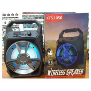 Boxa portabila bluetooth, karaoke radio KTS1056ED