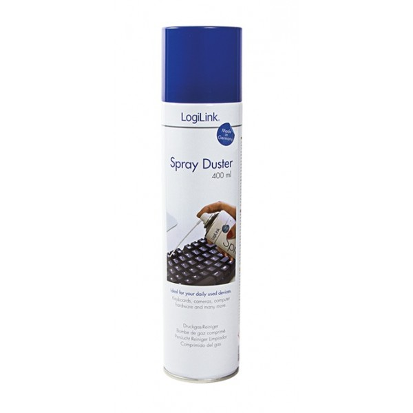 Spray aer comprimat 400ml LOGILINK RP0001ED