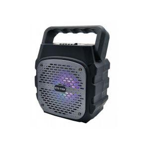 Boxa portabila Bluetooth radio joc lumini KTS1118AED
