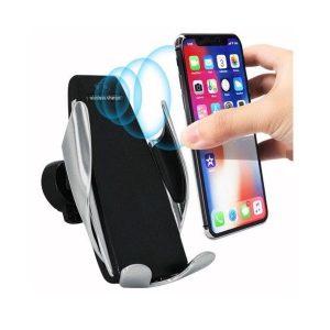 Suport auto pentru telefon Wireless Smart S5