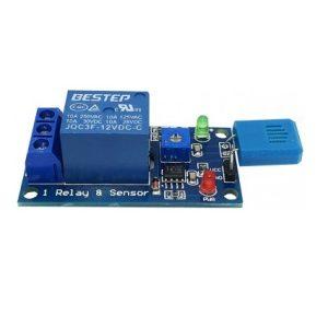 Modul releu 12V cu senzor de umiditate pentru Arduino