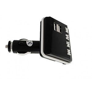 Modulator FM auto cu bluetooth