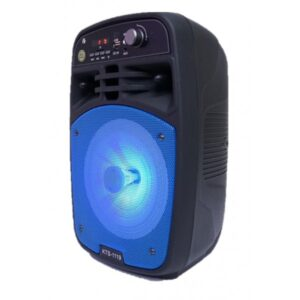 Boxa Bluetooth cu microfon si telecomanda KTS-1119