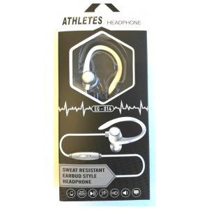 Casti audio stereo ATHLETES