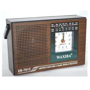 Radio cu ceas WAXIBA XB781