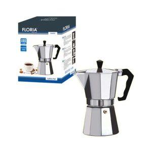 Cafetiera Floria aluminiu 3 cesti ZLN2485