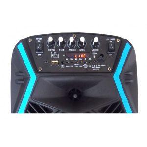 Boxa troller 300W telecomanda JRH-A81