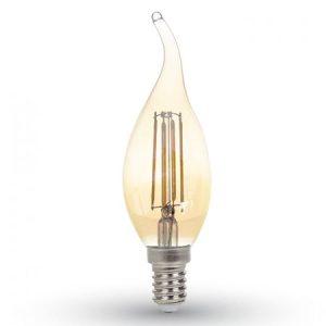 BEC LED E14 4W 2200K ED7114ELP