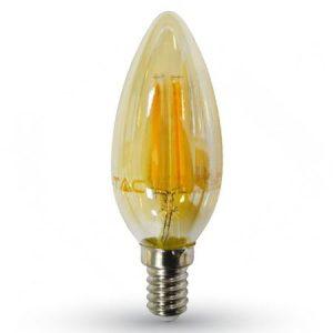 BEC LED E14 4W 2200K ED7113ELP