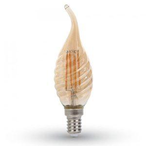 BEC LED E14 4W 2200K ED7116ELP