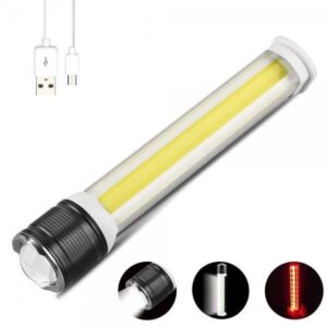 Lanterna Power Bank zoom XLT6ED