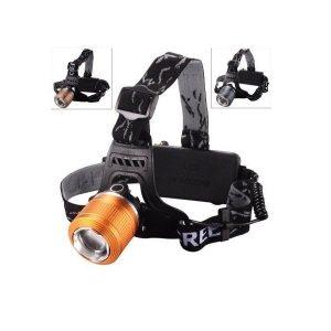 Lanterna Frontala Zoom LED CREE T6 ED12B