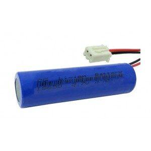 Acumulator Li-ion 18650 3.7V 2000mA cu fir ED220T