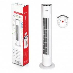 Ventilator Turn 45W telecomanda ZLN3437ED