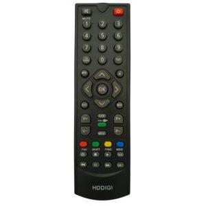 Telecomandă pentru DIGI Humax HD4