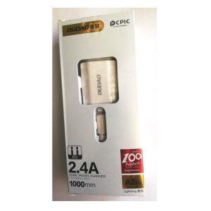Set Incarcator Iphone A2EU Original DUDAO