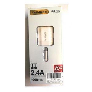 Set Incarcator MicroUsb A2EU Original DUDAO