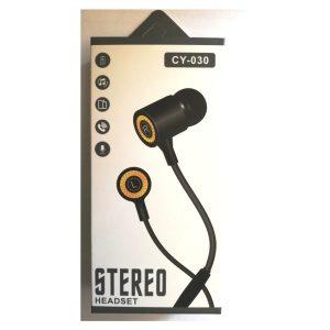 Casti audio 3.5mm SYMP CY030