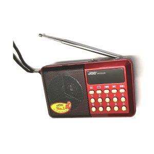 Radio digital portabil cu acumulator HO33UR