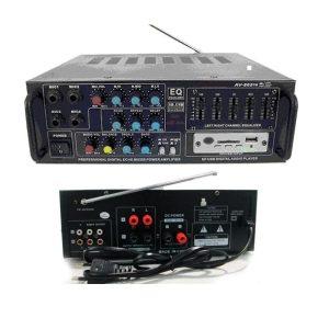 Karaoke Amplificator Mixer ED868FM