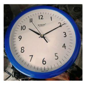 Ceas de perete albastru Rikon ED3RK