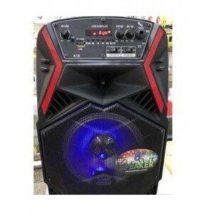 Boxa TROLER telecomanda si microfon 300W K10ED