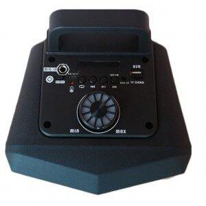Boxa Troler cu telecomanda si microfon 200W JRH-A62ED