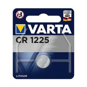 Baterie 3V CR1225 Varta Lithium