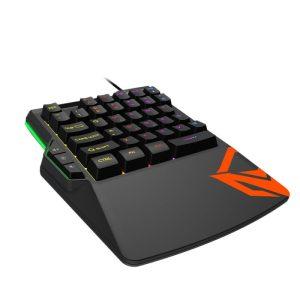 Tastatura Gaming Meetion KB015 pentru o singura mana