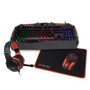 Kit Gaming 4 in 1 Meetion C500