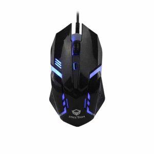 Mouse Gaming Meetion M371 negru 1600Dpi